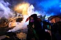 Gewalt bei Anti-Regierungsprotesten in Hongkong eskaliert