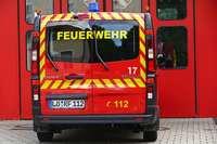 Wasserdampf löst Feuerwehreinsatz in Rheinfelder Kita aus