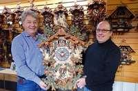 Die Schwarzwalduhr des Jahres kommt aus Neustadt