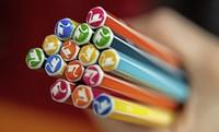 Stifte verkaufen sich immer noch gut