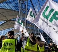 Ufo droht mit neuen Streiks