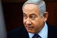 Netanjahu spricht nach Korruptionsanklage von Hexenjagd