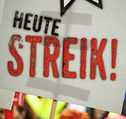 Gewerkschaften müssen stark sein