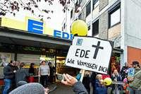 Zieht Edeka doch wieder in die Kreuzstraße im Stühlinger?
