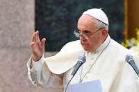 Papst Franziskus fordert in Nagasaki Welt ohne Atomwaffen