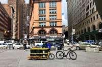 Warum Amazon 300 Lastenanhänger aus Kenzingen durch Manhattan rollen lässt