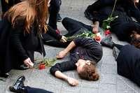 122 Frauen wurden 2018 in Deutschland von ihrem Partner oder Ex-Partner getötet
