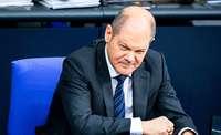 Olaf Scholz' Bundesetat – Abschied von der schwarzen Null