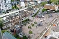 Die Perspektive des Hauptbahnhofs Lörrach ist gesichert