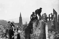 Die Botschaft am Jahrestag der Freiburger Bombennacht heißt Frieden