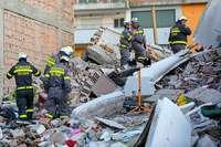 46 Überlebende aus Trümmern geborgen