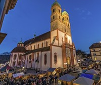 Bad Säckinger Weihnachtsmarkt hat an drei Wochenenden im Advent geöffnet