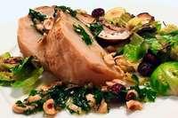 Eine Knolle zum Fest – der vegetarische Weihnachtshauptgang