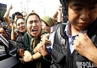 """Palästinenserisierung der Xinjiang-Frage"""