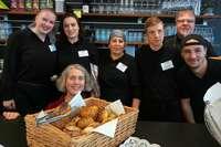 Ein Trainingsrestaurant soll Geflüchteten und Arbeitslosen den Einnstieg in die Gastro erleichtern