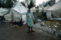 Was ist ein Flüchtlingslager?