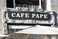 Tim Heuser übernimmt das Lörracher Café Pape