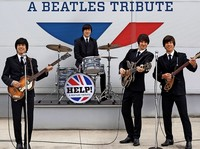 Beatles-Tribute Band Help gastiert im Gloria-Theater in Bad Säckingen