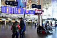 17 Flüge fallen am Euroairport dem Generalstreik zum Opfer