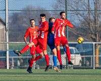 Zwei mit einem guten Lauf: FC Singen trifft auf den FC Neustadt