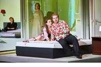 """In der Betten-Wohnwelt: Christiane Pohle inszeniert Mozarts """"Figaros Hochzeit"""""""