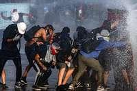 """""""Die Gewalt ruft Erinnerungen an die Pinochet-Zeit hervor"""""""