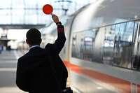 Deutsche Bahn stellt 50.000 neue Mitarbeiter ein