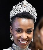Miss Universe ist Südafrikanerin
