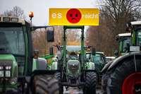 Warum sind in Berlin gerade viele Traktoren?