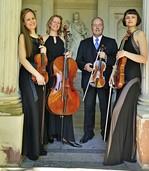Das Quartetto Senza Parole konzertiert in der Josefskirche