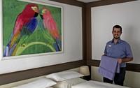 Handtuch, Fernseher, Ölgemälde: Was Hotelgäste alles mitgehen lassen