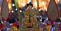 Krönungszeremonie des thailändischen Königs beendet