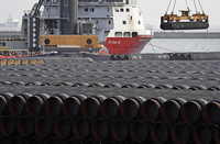 Ärger um Nord Stream 2