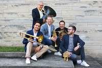 """Tickets für Albert-Konzert """"Canadian Brass"""" zu gewinnen"""