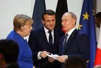 In den Beziehungen zu Russland ist keine Normalisierung in Sicht
