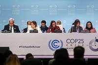 Klimakonferenz in Madrid endet mit Minimalkompromiss