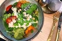 Bei Mamahé gibt es schmackhaftes Essen im hippen Ambiente