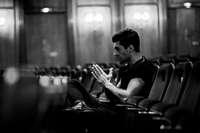 Ein universell agierender Musiker: Ektoras Tartanis im BZ-Porträt