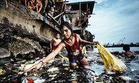 Plastiksammler auf Unicef-Foto des Jahres