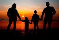 Gestresste Eltern brauchen auch mal Mut zur Backmischung