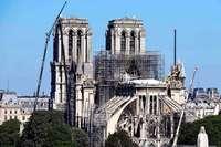 In Notre-Dame findet zum ersten Mal seit 1803 keine Christmette statt