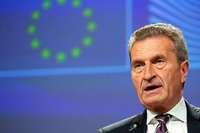 Ist die EU ein Sanierungsfall, Herr Oettinger?