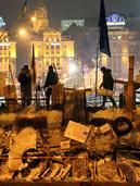 Rebellion am Maidan