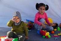 Nothilfe für Flüchtlingskinder bliebe ein Symbol