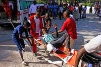 Dutzende Tote bei Anschlag mit Sprengstofflaster in Mogadischu