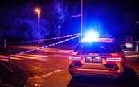 Unfallfahrer bedroht Polizei mit Schwert und wird erschossen