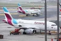 Gewerkschaft Ufo ruft bei Germanwings zu dreitägigem Streik auf