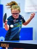 Tischtennisspielerinen des ESV Weil wollen in die erste Liga