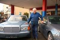 Josef Zehnle schließt Autowerkstatt und Autohandel