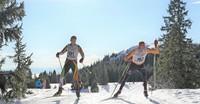 Biathleten skaten am schnellsten